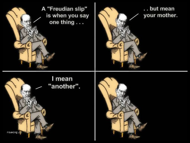 Обзор работы Фрейда