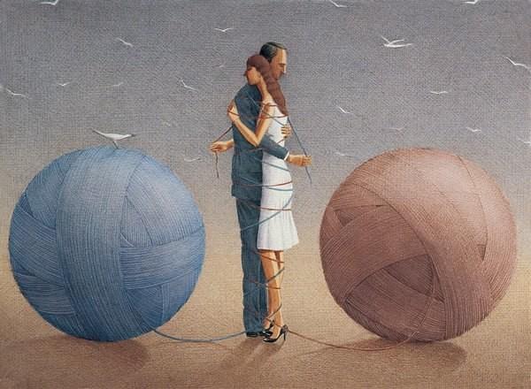 Как выйти из созависимых отношений