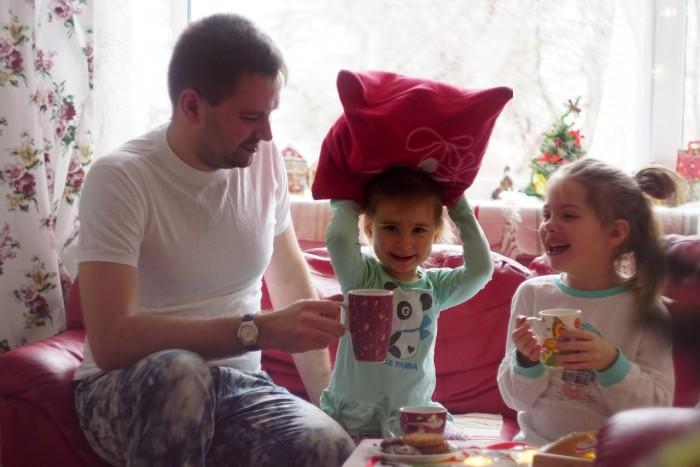 Что объединяет вашу семью?