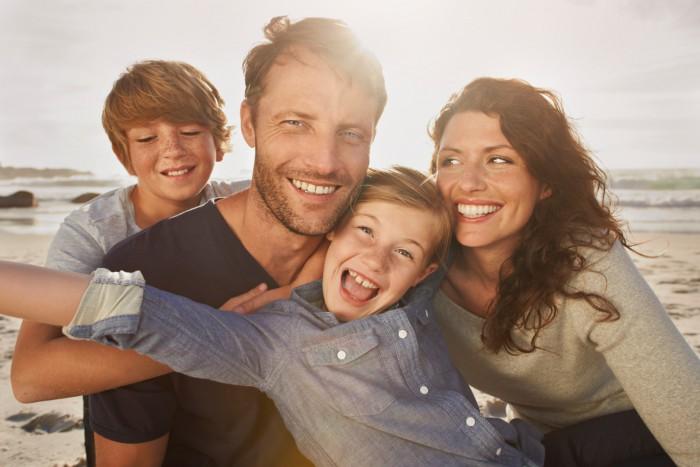 Правильный позитив в семье