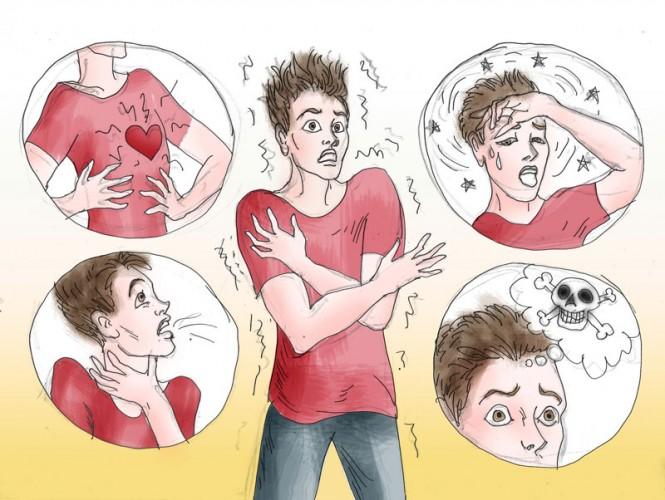 как выглядят панические атаки по ночам