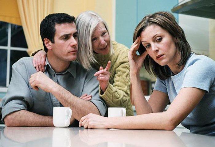 Отношение к изменам в молодых семьях