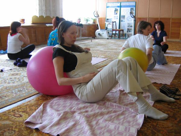 Методики релаксации для беременных