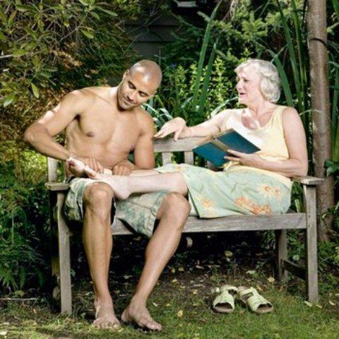 Секс Видео Бабушки И Дедушки