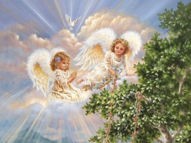 С днем ангела вас!