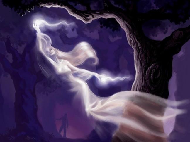 Дух (логотерапевтическая сказка)