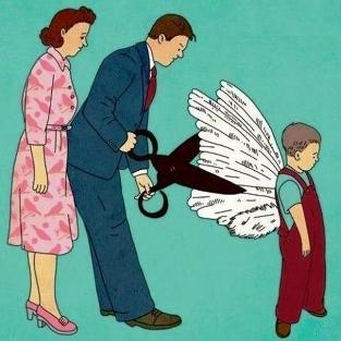 Как аукнется, так и откликнется» или Почему взрослые дети не уважают своих родителей