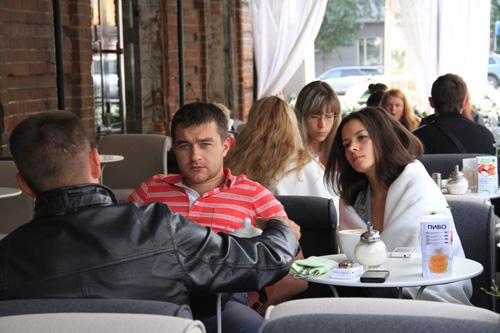 Для знакомства новосибирске кафе в