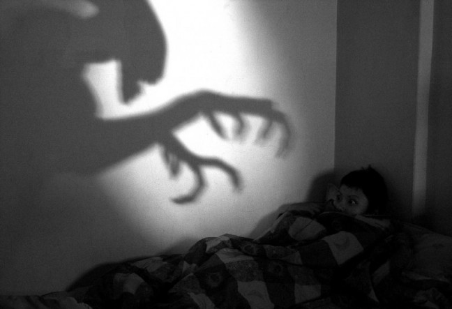 Что делать с детскими страхами