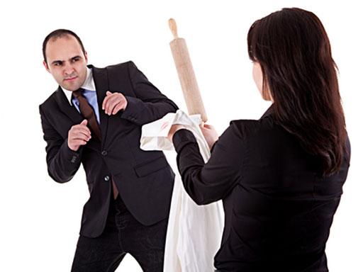 А что вы делаете с самооценкой мужа