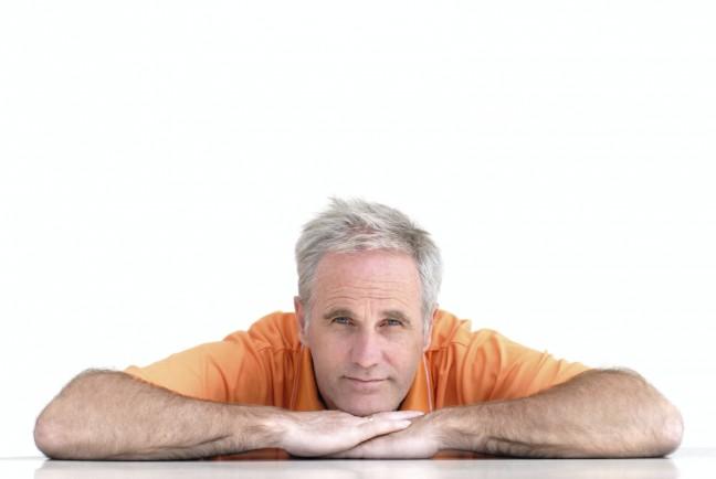 Мужчины среднего возраста