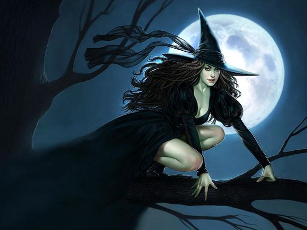 Все женщины  ведьмы