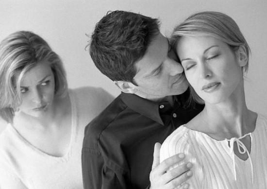 Пенис не встаёт на жену после любовницы 3 фотография