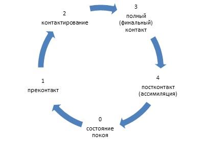 С чем работает гештальт терапевт три типа гештальтов
