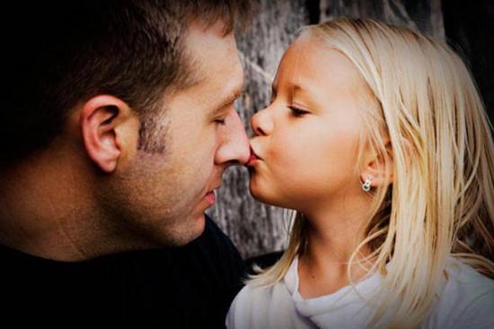 Влияние семьи на ребенка: роль папы в жизни дочери