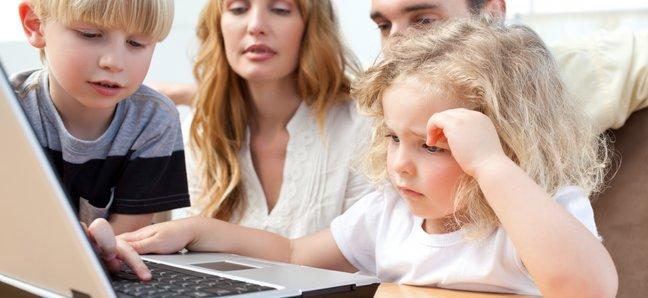 Родительские ошибки в борьбе с компьютерной зависимостью у детей.