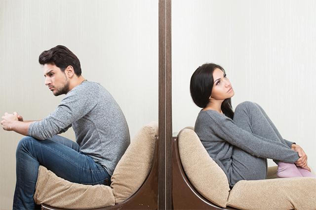 Какой развод с женой если есть дети и кредиты помнил также