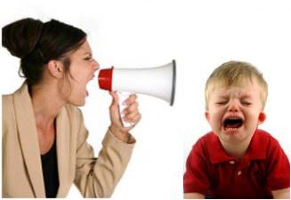 Приморского края может ли мать постоянно орать матом на ребенка более подробно