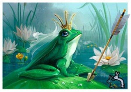 Психоанализ сказки о Царевне лягушке