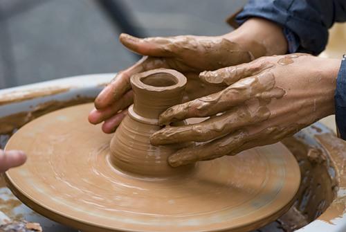 Фото на керамику своими руками