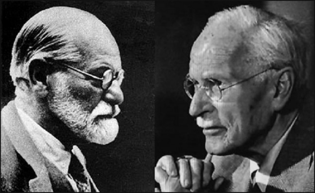 sigmund freud carl jung alfred adler and william james