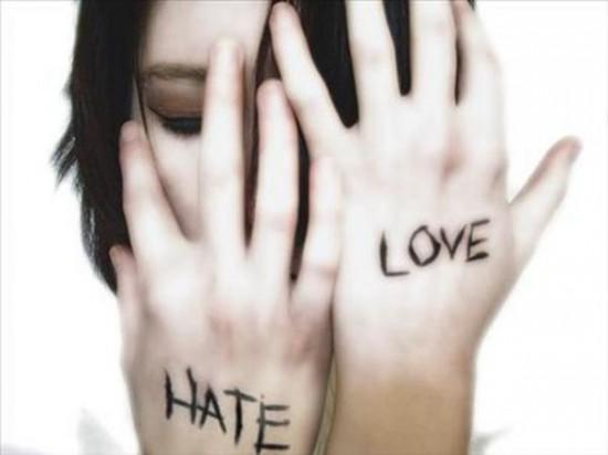 От любви до ненависти шаг слова песни скачать