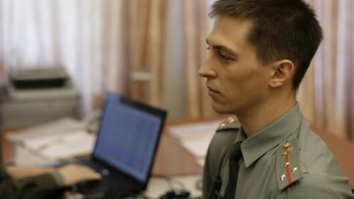 Профотбор в военные учебные заведения.