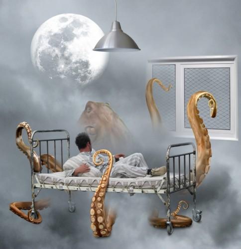 Сколько кошмарных снов в год видит среднестатистический