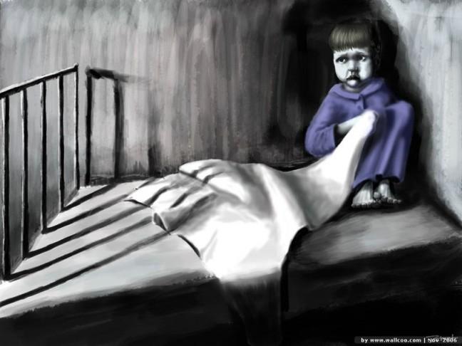 Детский страх — Википедия