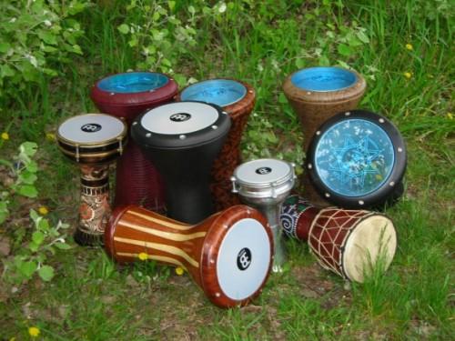 ручные барабаны