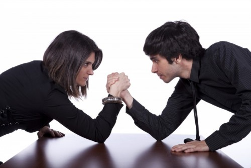 Женщина психолог