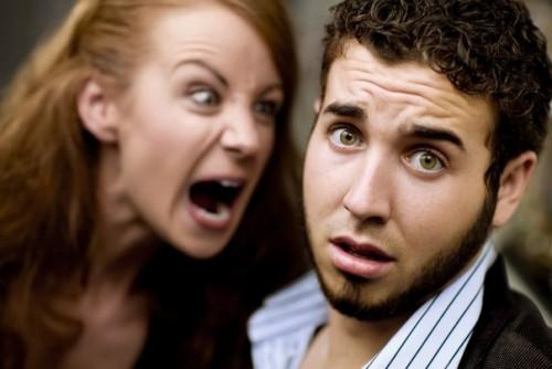 Как сделать так чтобы жена не орала