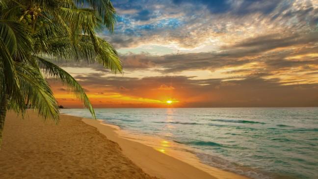 картинки на рабочий стол море пляж № 513184 без смс