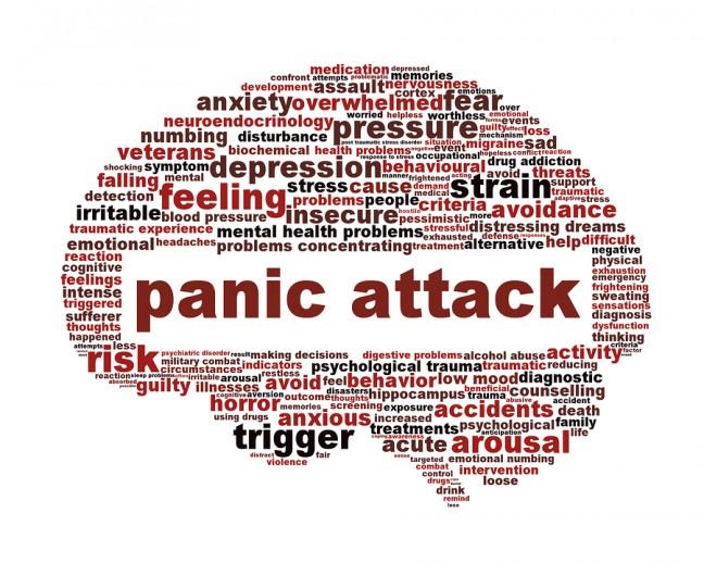 Что делать при панических атаках дома всд