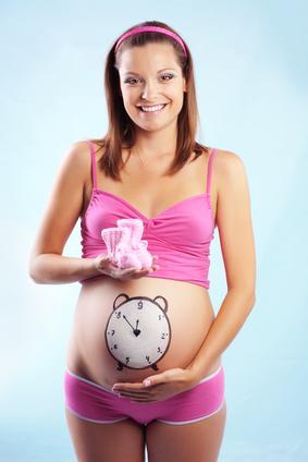 Время мамы в декрете