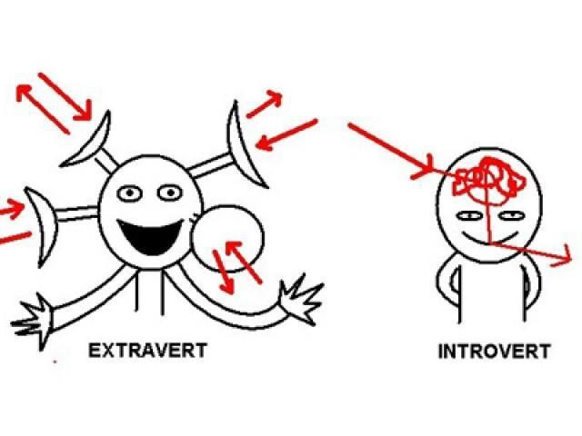 интроверсия картинка