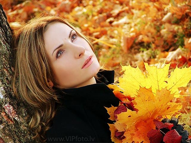 Осеннего настроения!