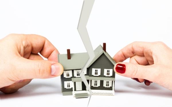 налог на имущество при разделе имущества при разводе они