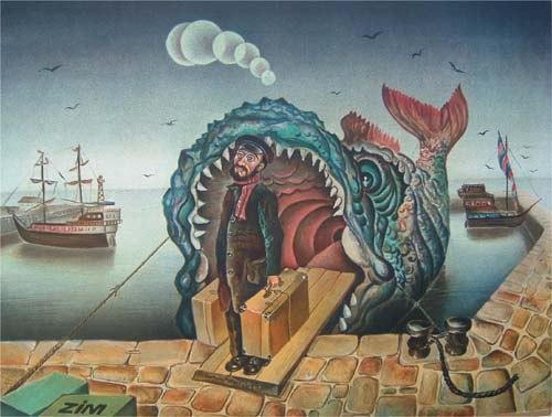 Китовая романтика – часть 4. Опасное нутро китовой пирамиды.