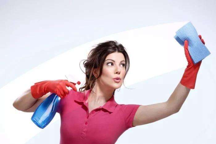 Уборщице нравится не работать, а отрабатывать
