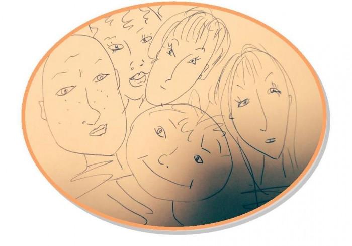 Рисунок лица человека как диагностический инструмент практического психолога Н Г Артемцева