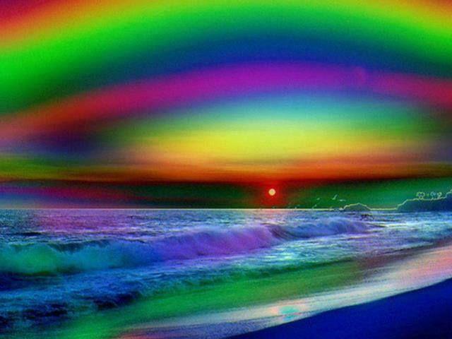 Все краски радуги для исцеления души