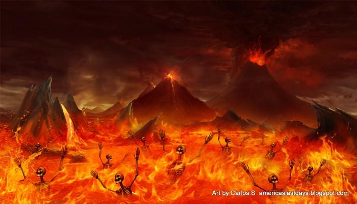 Скачать фото ада 11709 фотография