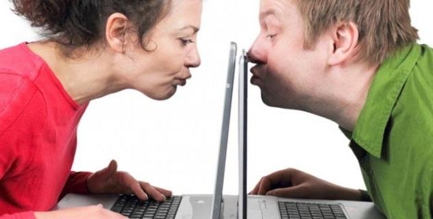 Психологи об интернет знакомствах