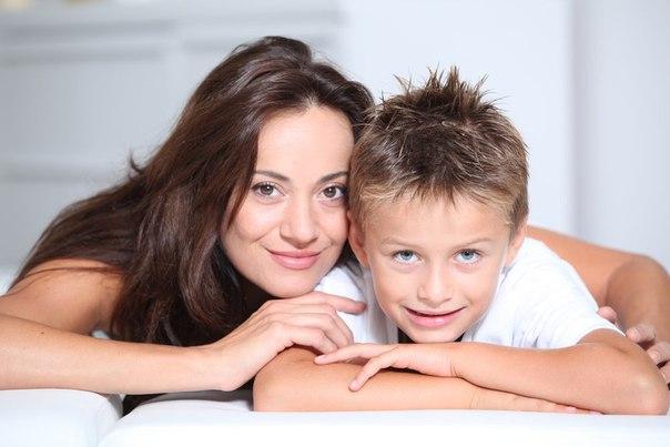 в син и мать