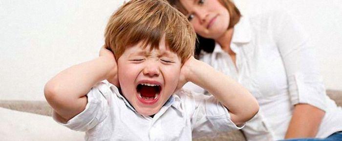 Коррекция нежелательного поведения ребенка.