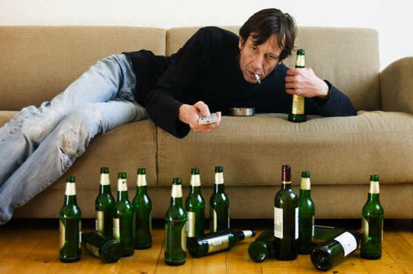 Мужской Алкоголизм! (муж пьет)