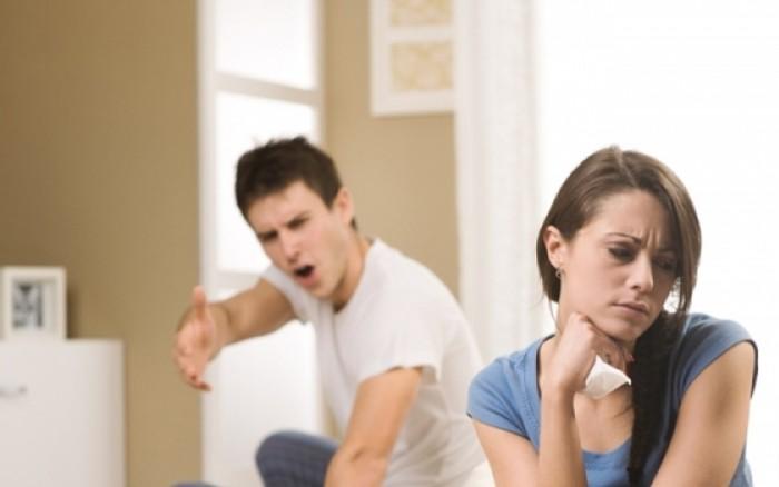 Если любимый эгоист и для него отстоять свою позицию важнее, чем быть с вами