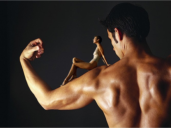 Как сделать своего мужчину сильным