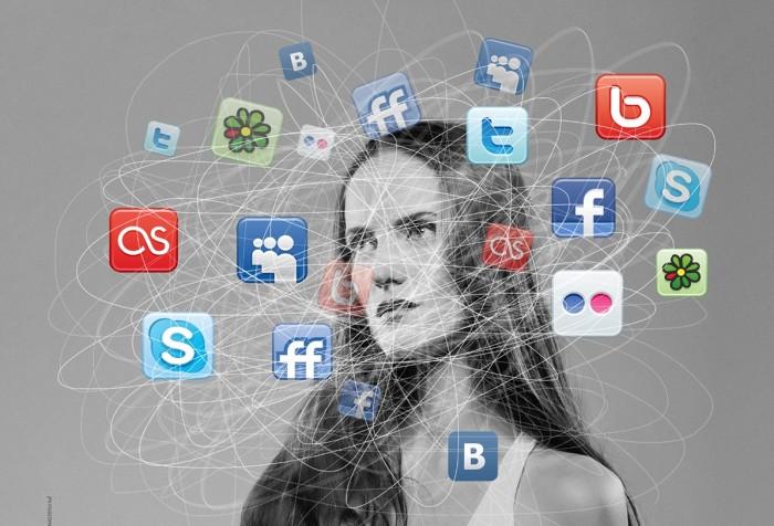Жизнь в виртуальном мире или про зависимость от социальных сетей